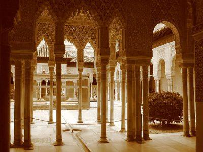 Alhambra-Nasridenpalast